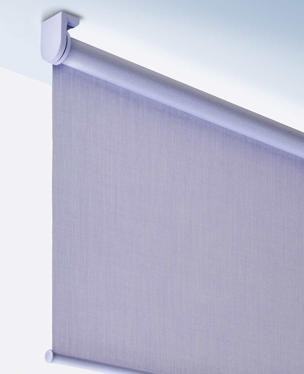 Custom roller blinds using Colorama 2 closeup